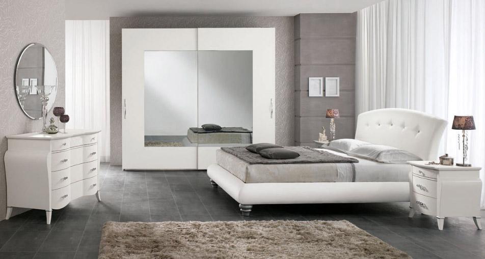 Awesome Camera Letto Spar Contemporary - House Design Ideas 2018 ...